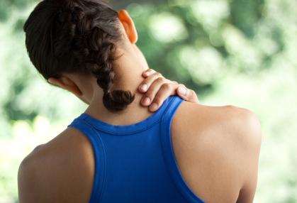 nyak és váll közötti fájdalom ízületi gyulladás csípőízület