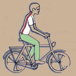 Gerinckímélet a hétköznapokban - otthoni teendők 2., biciklizés